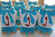 Baking: Biscuits - Birthday