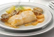comidas pescado