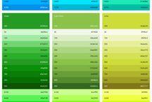 Colour Palattes