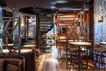 Cool bars and restaurants