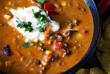 Chilli/soup