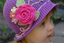 Crochet for Baby hat