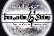 SoundCloud Track / Ben on the G String's Electric Guitar Instrumental Music Track on SoundCloud