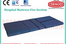 Hospital Mattress Suppliers: DESCO India / DESCO India is a leading manufacturer of Medical hospital mattresses. Our on time delivery and customer satisfaction program helps our customers to get best medical furniture at best possible prices and on time. So, if you are seeking for hospital mattresses or medical furniture, DESCO India is the right option for you.