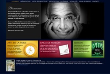 Architecture & Décoration / Web design sites internet Architecture & Décoration.