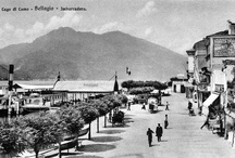 Old pictures and postcards of Bellagio / Bellagio didn't change that much in the last century.. Have a look at these old pictures