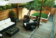 Backyard Patio Inspirations