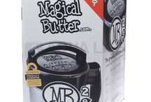 Magical Butter Cannabis Butter Machine / Are you interested in making Cannabis Edibles? The Magical Butter Cannabis Butter Machine make it easy to become a Top Cannabis Chef.