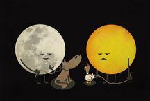 ay&dünya&güneş