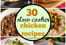 slow cooker food