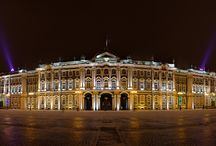 Winter Palace (the Hermitage)