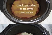 Crockpot meals! / by Terésa Pinkerton