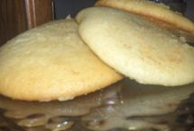 Food - Cookies, cakes and pies