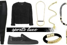 Sports Luxe Inspiration