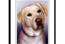 Love me some yellow labs! / by Leigh Mills Miller