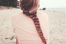 Blessie French braid