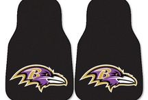 NFL - Baltimore Ravens Tailgating Gear and Man Cave Products / Here's some great items and pictures I found for Baltimore Ravens tailgating gear, Home Gating products and Man Cave ideas!
