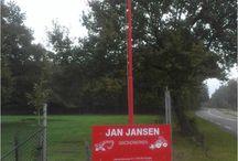Jan Jansen Grondwerken / Een korte indruk van Jan Jansen Grondwerken