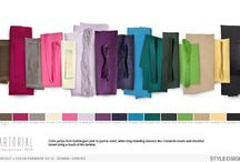 Colour Reports/Insights 2015/16 / Colour palette predictions for 2015/16 WGSN