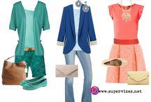 oblečenie leto tlmeny typ