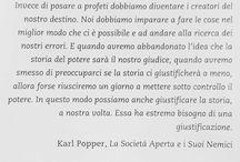 Instagram Karl Popper da leggere.