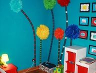 kid rooms / by Amy Purcell
