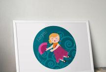 N.LIU Design / Trabalhos realizados, criações, ilustrações e alguns dos nossos produtos! ;)