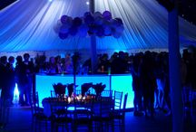 21st Birthday Party ideas / Fun and funky parties with traditional marquees to make a memorable event for a 21st or 18th party.  Or any birthday party...