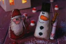 Christmas Stitched Delights
