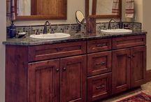 Bathroom Designs / Variety of Bathroom Designs.