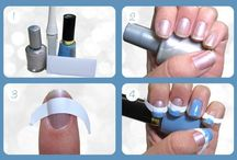 Tutorial Nail Art DIY
