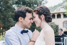 Peinado y recogido de novia