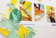 Paper Decorations I Inspirations