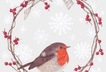 Karácsonyi üdvözlőlapok
