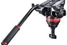 Testa Fluida Video Manfrotto 502