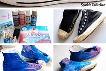 Painting shoes time!!!