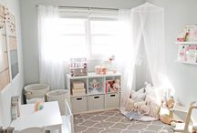 Playroom inspo / We don't have a playroom yet but this is general inspiration for space in the home for children.