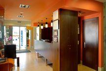 Zonas Comunes / Recepción Hotel Villalegre***
