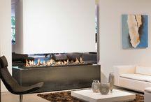 Haarden | Fireplaces gespot door UWwoonmagazine