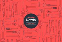 Nerdo Rebrand 2015 / New logo, new look, new people, same passion. http://www.nerdo.tv