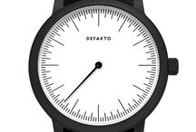 Defakto watches / by Dezeen Watch Store