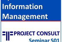 PROJECT CONSULT Veranstaltungen / Vorträge, Seminare, Panels ...