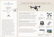 DRONY - lekce