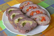 Recepty - mleté maso