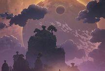 Lugares/planetas