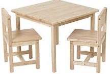 Masa Sandalye İmalatı