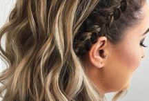 Hair ideas (Prom)