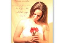Innocence & Beauty series / Collection of photos, quotes, cards, prints, etc....to encourage the Bride and to release her radiance as the Bridegroom delights in her beauty!