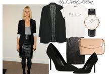 Fashion Collages / Collages de moda