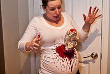 Halloween Maternity Costume